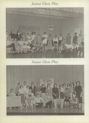 Page 34, 1957 Edition, Wakarusa High School - Waka Memories Yearbook (Wakarusa, IN) online yearbook collection