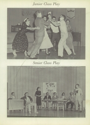 Page 35, 1957 Edition, Wakarusa High School - Waka Memories Yearbook (Wakarusa, IN) online yearbook collection