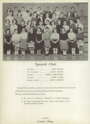 Page 80, 1957 Edition, Wakarusa High School - Waka Memories Yearbook (Wakarusa, IN) online yearbook collection
