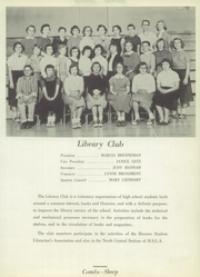 Page 81, 1957 Edition, Wakarusa High School - Waka Memories Yearbook (Wakarusa, IN) online yearbook collection