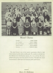 Page 83, 1957 Edition, Wakarusa High School - Waka Memories Yearbook (Wakarusa, IN) online yearbook collection