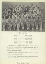 Page 87, 1957 Edition, Wakarusa High School - Waka Memories Yearbook (Wakarusa, IN) online yearbook collection