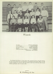 Page 89, 1957 Edition, Wakarusa High School - Waka Memories Yearbook (Wakarusa, IN) online yearbook collection