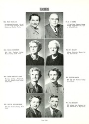 Page 12, 1956 Edition, Sharpsville High School - Sharpvue Yearbook (Sharpsville, IN) online yearbook collection