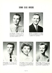 Page 14, 1956 Edition, Sharpsville High School - Sharpvue Yearbook (Sharpsville, IN) online yearbook collection