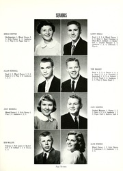 Page 17, 1956 Edition, Sharpsville High School - Sharpvue Yearbook (Sharpsville, IN) online yearbook collection