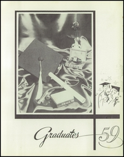 Page 11, 1959 Edition, Bainbridge High School - Pointer Yearbook (Bainbridge, IN) online yearbook collection