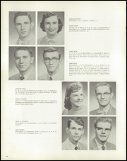 Page 12, 1959 Edition, Bainbridge High School - Pointer Yearbook (Bainbridge, IN) online yearbook collection