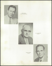 Page 8, 1959 Edition, Bainbridge High School - Pointer Yearbook (Bainbridge, IN) online yearbook collection