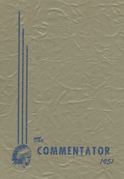 Page 1, 1951 Edition, Pekin High School - Commentator Yearbook (Pekin, IN) online yearbook collection