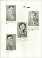 Page 10, 1951 Edition, Pekin High School - Commentator Yearbook (Pekin, IN) online yearbook collection