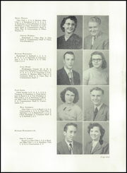 Page 11, 1951 Edition, Pekin High School - Commentator Yearbook (Pekin, IN) online yearbook collection