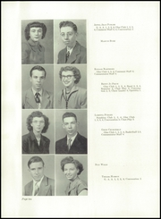 Page 12, 1951 Edition, Pekin High School - Commentator Yearbook (Pekin, IN) online yearbook collection