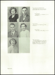Page 14, 1951 Edition, Pekin High School - Commentator Yearbook (Pekin, IN) online yearbook collection