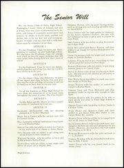 Page 16, 1951 Edition, Pekin High School - Commentator Yearbook (Pekin, IN) online yearbook collection