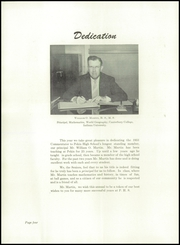 Page 6, 1951 Edition, Pekin High School - Commentator Yearbook (Pekin, IN) online yearbook collection