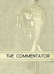 Page 1, 1954 Edition, Pekin High School - Commentator Yearbook (Pekin, IN) online yearbook collection