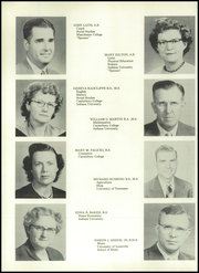 Page 10, 1954 Edition, Pekin High School - Commentator Yearbook (Pekin, IN) online yearbook collection