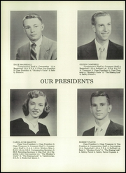 Page 12, 1954 Edition, Pekin High School - Commentator Yearbook (Pekin, IN) online yearbook collection