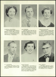 Page 14, 1954 Edition, Pekin High School - Commentator Yearbook (Pekin, IN) online yearbook collection