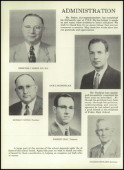 Page 8, 1954 Edition, Pekin High School - Commentator Yearbook (Pekin, IN) online yearbook collection
