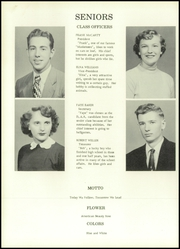 Page 10, 1955 Edition, Pekin High School - Commentator Yearbook (Pekin, IN) online yearbook collection