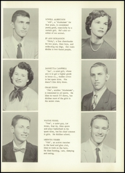 Page 11, 1955 Edition, Pekin High School - Commentator Yearbook (Pekin, IN) online yearbook collection