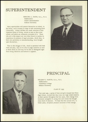 Page 7, 1955 Edition, Pekin High School - Commentator Yearbook (Pekin, IN) online yearbook collection