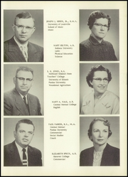 Page 9, 1955 Edition, Pekin High School - Commentator Yearbook (Pekin, IN) online yearbook collection