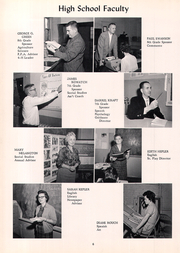 Page 10, 1962 Edition, La Paz High School - Viking Yearbook (La Paz, IN) online yearbook collection