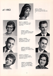 Page 13, 1962 Edition, La Paz High School - Viking Yearbook (La Paz, IN) online yearbook collection