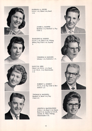 Page 15, 1962 Edition, La Paz High School - Viking Yearbook (La Paz, IN) online yearbook collection