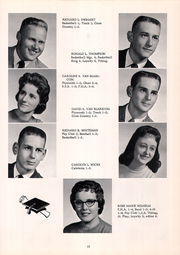 Page 17, 1962 Edition, La Paz High School - Viking Yearbook (La Paz, IN) online yearbook collection