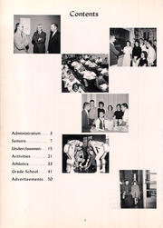 Page 6, 1962 Edition, La Paz High School - Viking Yearbook (La Paz, IN) online yearbook collection