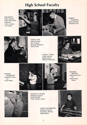 Page 9, 1962 Edition, La Paz High School - Viking Yearbook (La Paz, IN) online yearbook collection