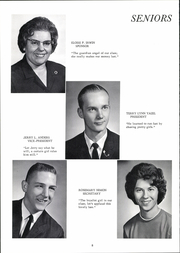 Page 12, 1963 Edition, La Paz High School - Viking Yearbook (La Paz, IN) online yearbook collection