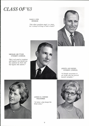 Page 13, 1963 Edition, La Paz High School - Viking Yearbook (La Paz, IN) online yearbook collection