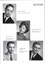 Page 14, 1963 Edition, La Paz High School - Viking Yearbook (La Paz, IN) online yearbook collection