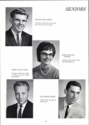 Page 16, 1963 Edition, La Paz High School - Viking Yearbook (La Paz, IN) online yearbook collection