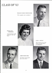 Page 17, 1963 Edition, La Paz High School - Viking Yearbook (La Paz, IN) online yearbook collection