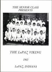 Page 5, 1963 Edition, La Paz High School - Viking Yearbook (La Paz, IN) online yearbook collection