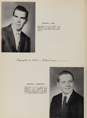 Page 12, 1960 Edition, St Marys High School - Gael Yearbook (Anderson, IN) online yearbook collection