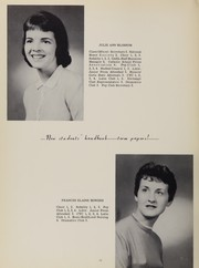 Page 14, 1960 Edition, St Marys High School - Gael Yearbook (Anderson, IN) online yearbook collection