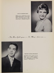Page 15, 1960 Edition, St Marys High School - Gael Yearbook (Anderson, IN) online yearbook collection