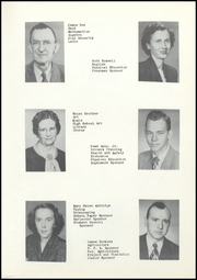 Page 17, 1954 Edition, Chrisney High School - Reflector Yearbook (Chrisney, IN) online yearbook collection