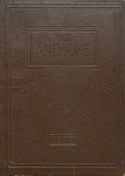 1927 Edition, Windfall High School - Anemone Yearbook (Windfall, IN)
