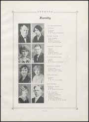 Page 15, 1927 Edition, Windfall High School - Anemone Yearbook (Windfall, IN) online yearbook collection