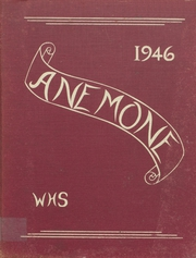1946 Edition, Windfall High School - Anemone Yearbook (Windfall, IN)
