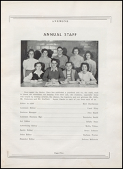 Page 13, 1946 Edition, Windfall High School - Anemone Yearbook (Windfall, IN) online yearbook collection