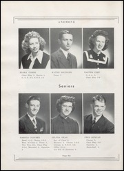 Page 14, 1946 Edition, Windfall High School - Anemone Yearbook (Windfall, IN) online yearbook collection